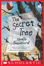 Cover art for THE SECRET TREE