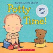 Cover art for POTTY TIME!