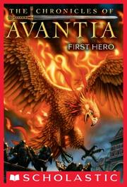 FIRST HERO by Adam Blade