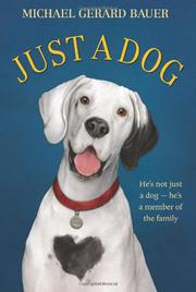 Book Cover for JUST A DOG
