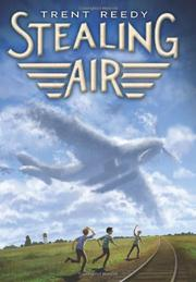 Cover art for STEALING AIR