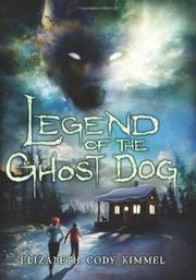 Book Cover for LEGEND OF THE GHOST DOG