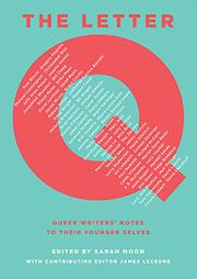 Book Cover for THE LETTER Q