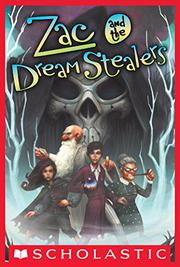 ZAC AND THE DREAM STEALERS by Ross MacKenzie
