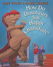 Book Cover for HOW DO DINOSAURS SAY HAPPY CHANUKAH?