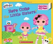 Cover art for HERE COME THE LITTLE SISTERS!
