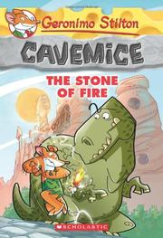 THE STONE OF FIRE by Geronimo Stilton