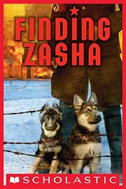 FINDING ZASHA by Randi Barrow