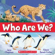 WHO ARE WE? by Alexis Barad-Cutler