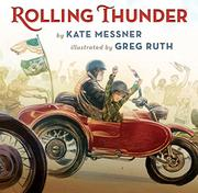 ROLLING THUNDER by Kate Messner