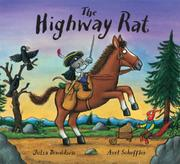 Cover art for THE HIGHWAY RAT