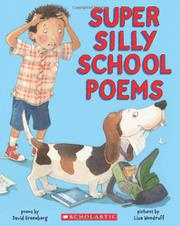 SUPER SILLY SCHOOL POEMS by David Greenberg