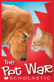 THE PET WAR by Allan Woodrow