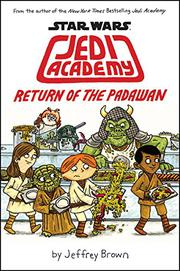 RETURN OF THE PADAWAN! by Jeffrey Brown