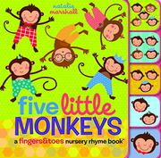 FIVE LITTLE MONKEYS by Natalie Marshall