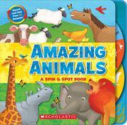AMAZING ANIMALS by Liza Charlesworth