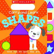 CARRY AND LEARN SHAPES by Scholastic Inc.