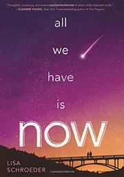 ALL WE HAVE IS NOW by Lisa Schroeder