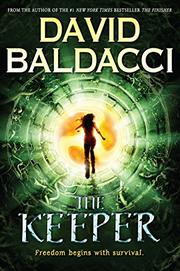 THE KEEPER by David Baldacci