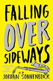 FALLING OVER SIDEWAYS by Jordan Sonnenblick