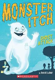 GHOST ATTACK by David Lubar