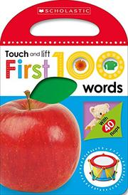 FIRST WORDS by Scholastic Inc.