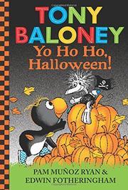 YO HO HO, HALLOWEEN! by Pam Muñoz Ryan
