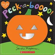 PEEK-A-BOOOO! by Sandra Magsamen