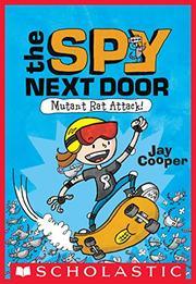 MUTANT RAT ATTACK! by Jay Cooper
