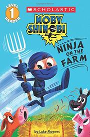 NINJA ON THE FARM by Luke Flowers