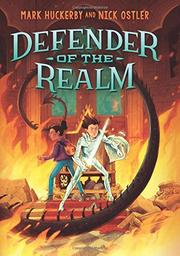 DEFENDER OF THE REALM by Mark Huckerby