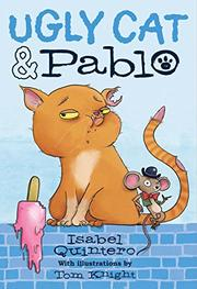 UGLY CAT & PABLO by Isabel Quintero