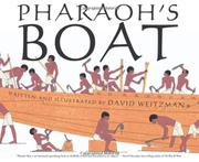 PHARAOH'S BOAT by David Weitzman