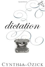 Cover art for DICTATION
