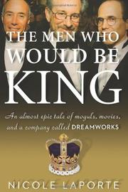 Cover art for THE MEN WHO WOULD BE KING