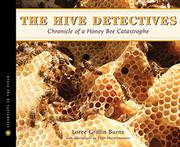 THE HIVE DETECTIVES by Loree Griffin Burns