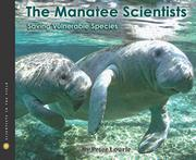 THE MANATEE SCIENTISTS by Peter Lourie