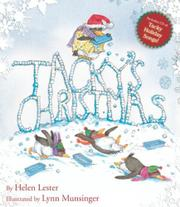 TACKY'S CHRISTMAS by Helen Lester