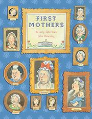 Cover art for FIRST MOTHERS
