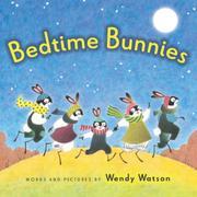 BEDTIME BUNNIES by Wendy Watson