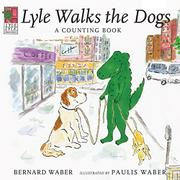 Cover art for LYLE WALKS THE DOGS