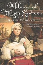 Cover art for ALCHEMY AND MEGGY SWANN