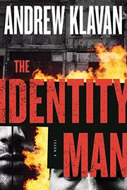 Book Cover for THE IDENTITY MAN