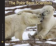 Cover art for THE POLAR BEAR SCIENTISTS