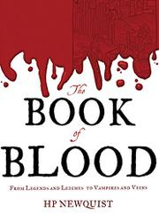 Book Cover for THE BOOK OF BLOOD
