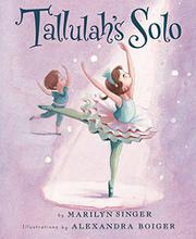 Cover art for TALLULAH'S SOLO