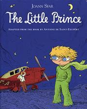 THE LITTLE PRINCE GRAPHIC NOVEL by Joann Sfar