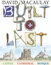 Cover art for BUILT TO LAST
