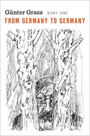 FROM GERMANY TO GERMANY by Günter Grass