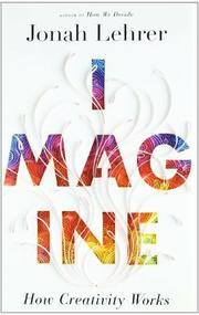 Book Cover for IMAGINE
